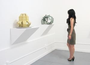 Michael jantzen at Bruno David Gallery