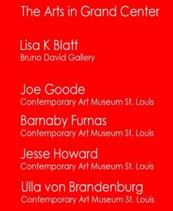 The Arts in Grand Center 5_15-2015