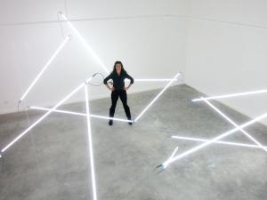 Keri Robertson at Bruno David Projects