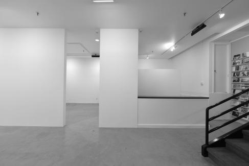 Bruno David Gallery interior