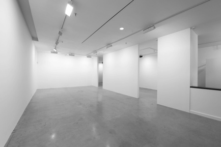 Bruno David Gallery interior