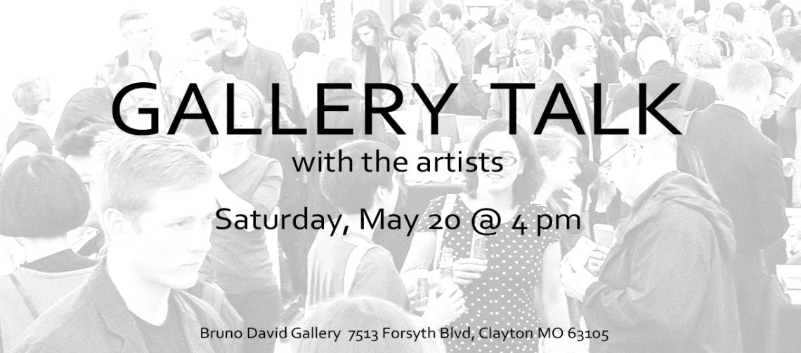 Bruno David Gallery_TALK_5-20-2017