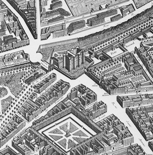 Paris-Bastille_map